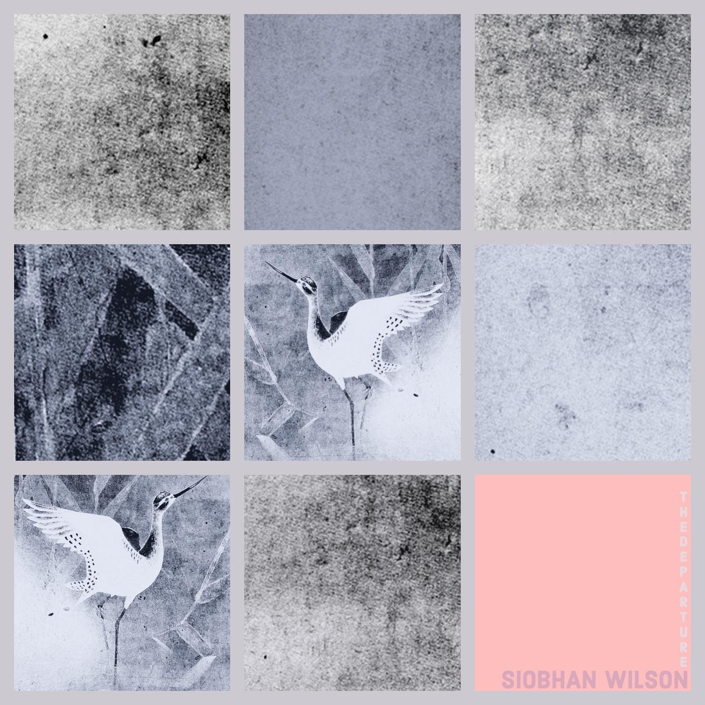 Siobhan Wilson_The Departure artwork